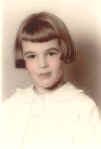 Author Kathy Brandt at young age