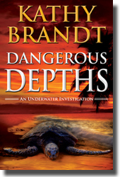 Dangerous Depths ebook cover