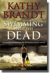 Swimming With The Dead ebook cover
